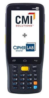 CipherLabs RK25 Scanner